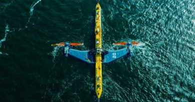 Scotland's Orbital Marine Power Launches O2, The Most Powerful Wind Turbine In The World